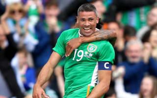 Republic of Ireland 3 Uruguay 1: Cavani limps off as Ireland ease to win