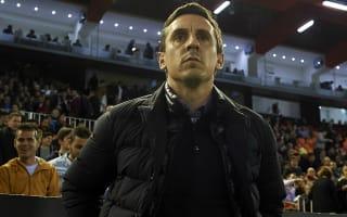 Valencia goalkeeper Ryan backs Neville for coaching return