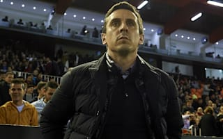 Valencia goalkeeper Ryan backs Neville for coaching return