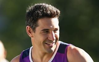 Slater: I feel like it's my debut all over again
