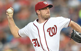 Scherzer named NL Cy Young winner