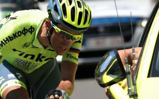 Contador abandons Tour de France challenge
