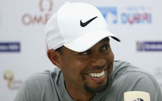Woods inspired by Federer as he eyes Dubai win