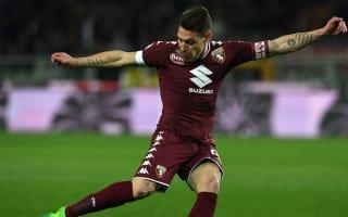 Torino talk down AC Milan's Belotti interest