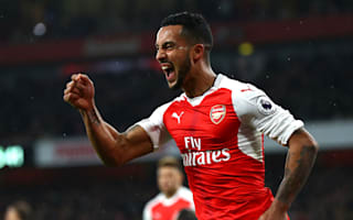 Walcott brings up 100 goals for Arsenal