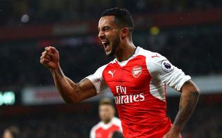 Walcott brings up 100 goals for Arsenal