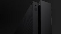 La Xbox One X se podrá colocar en vertical con un stand opcional