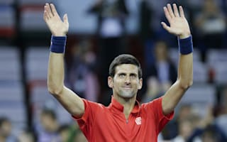 Djokovic back on court in Shanghai, Kyrgios on a roll