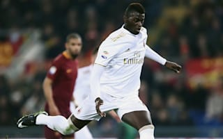 Niang ready to hand over penalty duties after latest miss