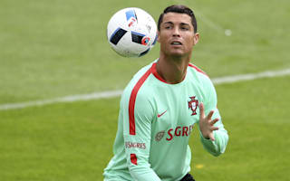Santos backs Ronaldo in Iceland row