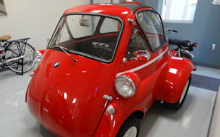 Amazing bubble car goes on sale in America