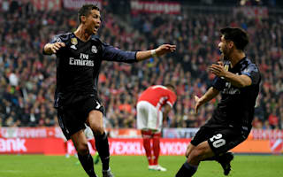 Ronaldo still stays in the gym! - Asensio admires Real Madrid star's desire