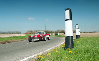 Caterham celebrates 40 years with free styling pack