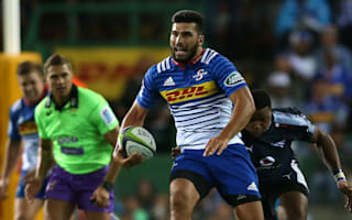 Stormers lose Springbok De Allende for 12 weeks