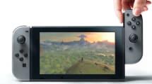 La pantalla de Switch es capacitiva, de 6,2 pulgadas y 720p
