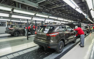 British car production at its highest level in 17 years