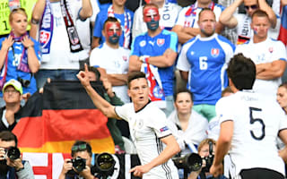 Draxler shares the plaudits as Germany move through