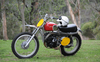 Steve McQueen's Husqvarna set to make $100k
