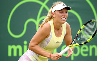 Wozniacki out of Fed Cup and Istanbul Cup
