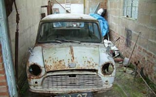 Autoblog UK writer not crazy as unrestored 1959 Mini makes £40,250 at auction