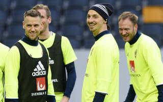 Ibrahimovic: I am too good for Swedish football