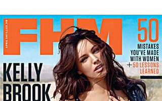 Kelly Brook reveals her dream holiday