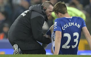 Martinez expects Coleman to miss three to four weeks