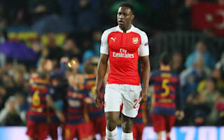 Welbeck rues Arsenal misses against Barcelona