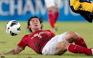 Qin suspended for six months after Witsel clash