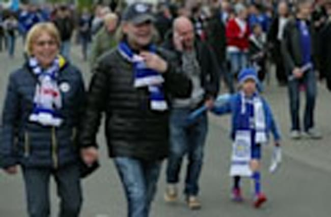 'Walt Disney Wouldn't Script This': Leicester City, the People's Champion