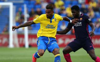 Boateng signs up for three more years at 'crazy' Las Palmas