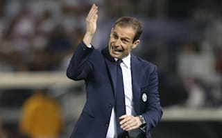 Allegri: Juventus have not lost their quality all of a sudden
