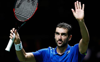 Cilic toughs it out to beat Muller in Rotterdam
