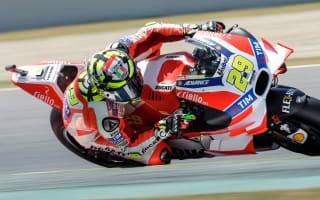 Iannone on top in Assen practice