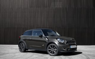Mini reveals new look Countryman and Paceman