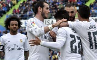 La Liga Review: Madrid pile pressure on Barca