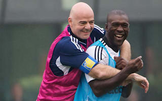 Infantino begins FIFA reign with star-studded tournament