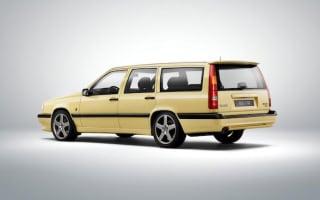 Volvo celebrate 25th birthday of iconic 850