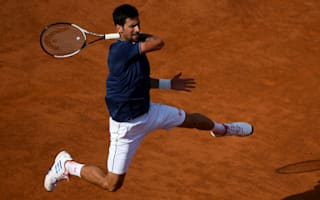 Djokovic and Nadal through in Rome as Isner ousts Wawrinka
