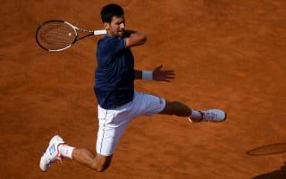 Djokovic and Nadal through in Rome as Isner ousts Wawrinka