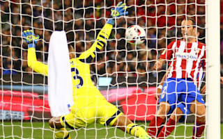 Tottenham 0 Atletico Madrid 1: Godin grabs the winner