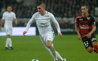 Verratti cools crisis talk but urges swift PSG improvement