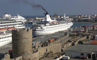 Most dangerous cruise ship destinations