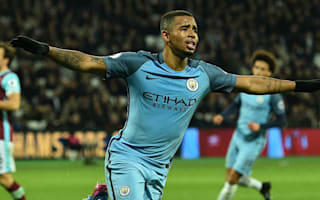 He is a fighter - Guardiola hails Jesus' star turn