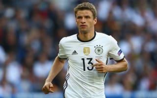 Germany v France: Muller not scared by impressive hosts