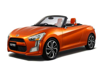 Daihatsu set to bring back the tiny Copen micro-car