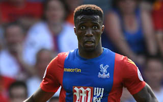 Pardew stands by unsettled Zaha