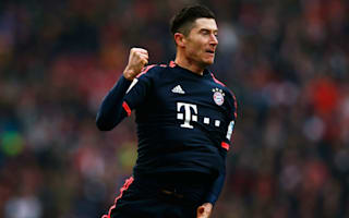 Bundesliga Review: Bayern put pressure on Dortmund, relegation battle heats up