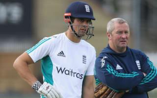Farbrace defends decision to bat again despite huge lead
