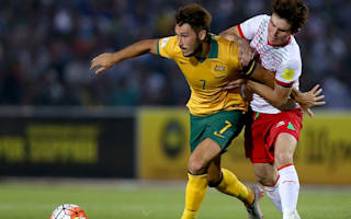 Leckie ruled out of Socceroos' qualifiers